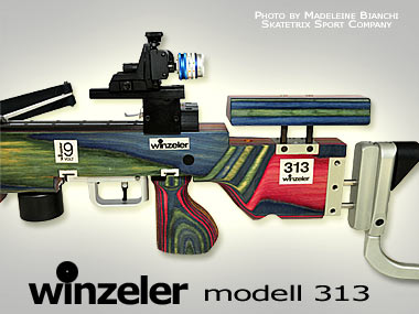 WINZELER MATCH CROSSBOWS | model 313 can be adapted completely to the individual needs of its shooter!